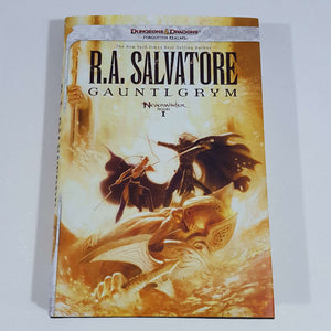 Gauntlgrym (Neverwinter Saga) by R. A. Salvatore (Hardcover)