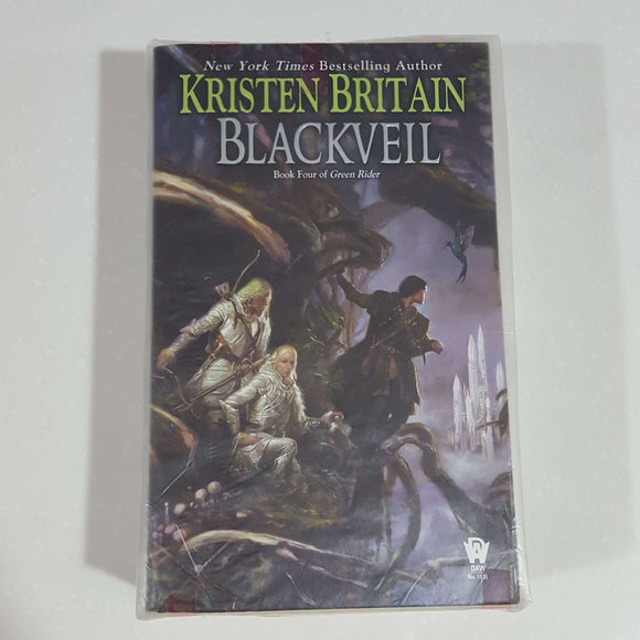 Blackveil (Green Rider) by Kristen Britain