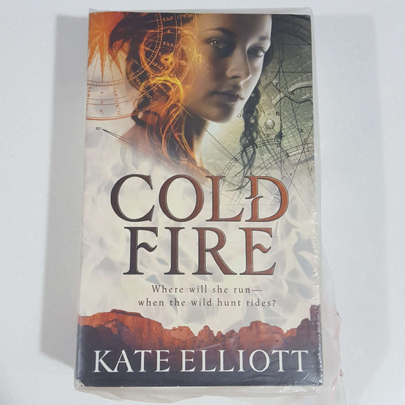 Cold Fire (Spiritwalker) by Kate Elliott