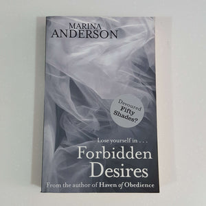 Forbidden Desires (Dark Secret) by Marina Anderson