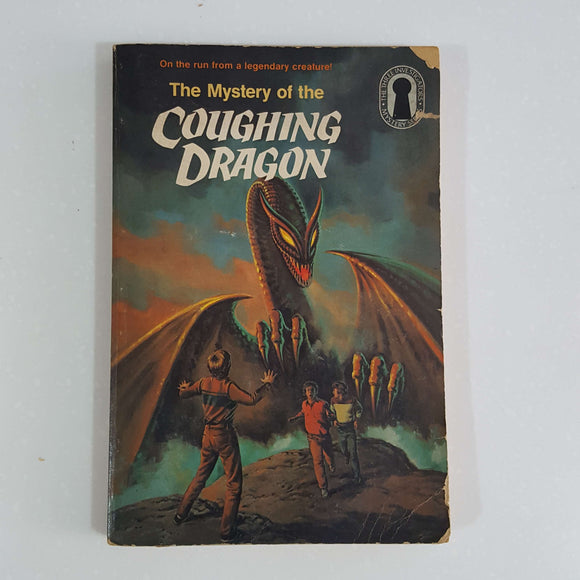 The Mystery of the Coughing Dragon by Nick West