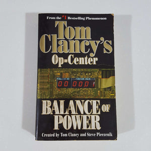 Op-Center: Balance of Power by Tom Clancy