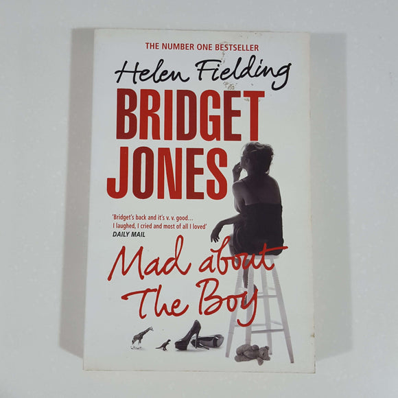 Mad About the Boy (Bridget Jones) by Helen Fielding