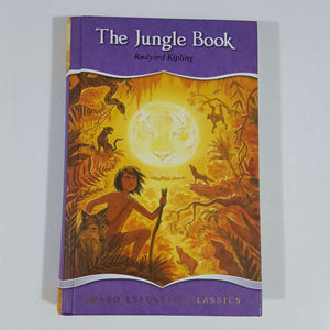 The Jungle Book by Rudyard Kipling (Hardcover)