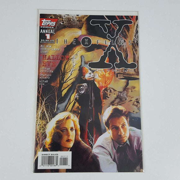 The X-Files Annual #1