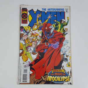 The Astonishing X-Men (Age of Apocalypse) #1