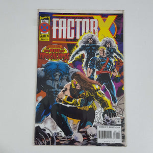Factor X (Age of Apocalypse) #1