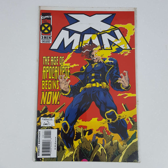 X-Man (Age of Apocalypse) #1