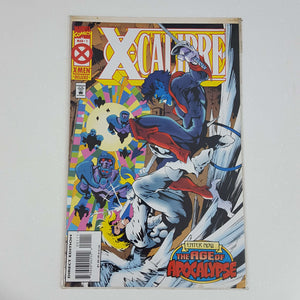 X-Calibre (Age of Apocalypse) #1