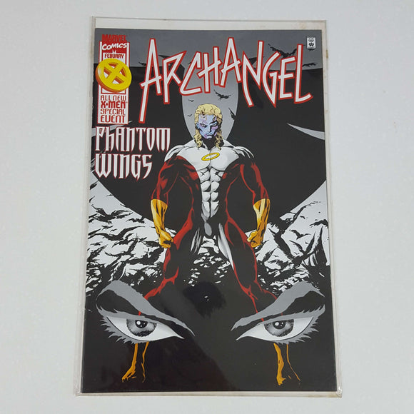 Archangel: Phantom Wings #1