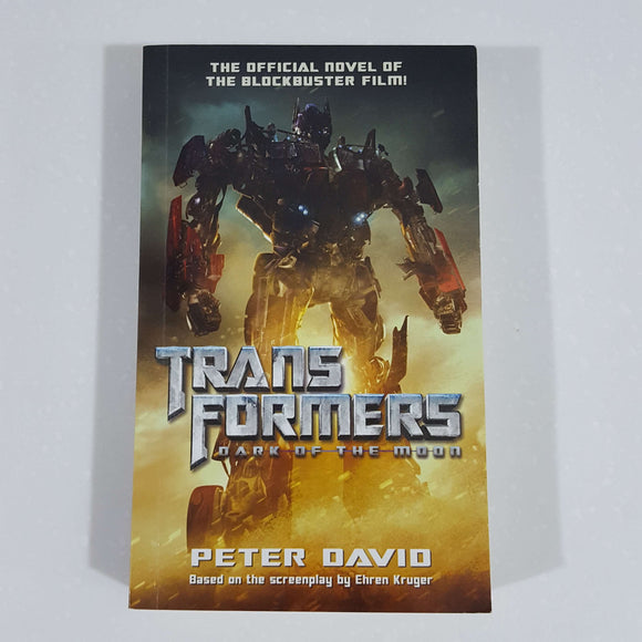 Transformers: Dark of the Moon by Peter David