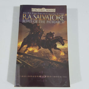 Road of the Patriarch (The Sellswords #3) by R.A. Salvatore