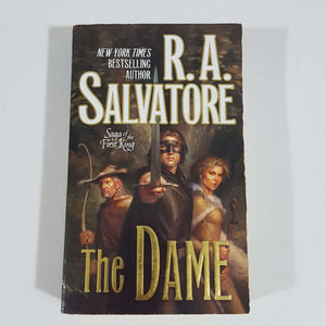 The Dame (Saga of the First King #3) by R.A. Salvatore
