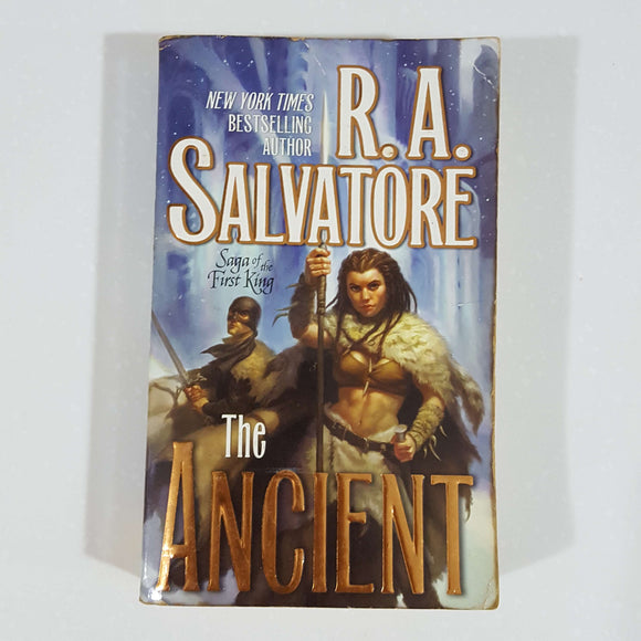 The Ancient (Saga of the First King #2) by R.A. Salvatore