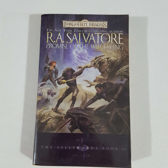 Promise of the Witch King (The Sellswords #2) by R.A. Salvatore