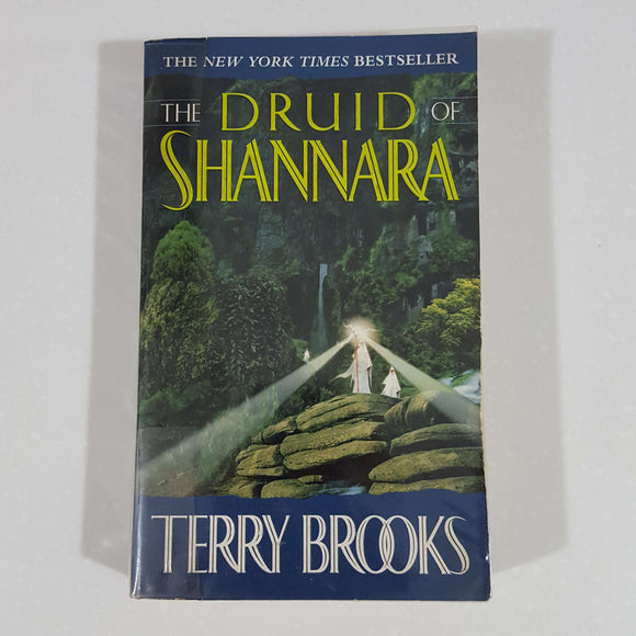 The Druid of Shannara (Heritage of Shannara #2) by Terry Brooks
