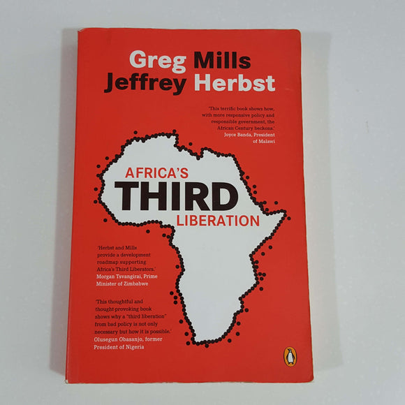 Africa's Third Liberation by Mills & Herbst