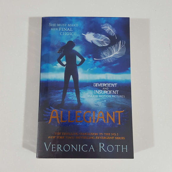 Allegiant (Divergent #3) by Veronica Roth