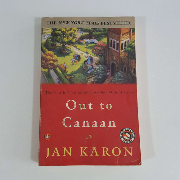 Out to Canaan (Mitford Years #4) by Jan Karon