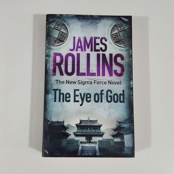 The Eye of God (Sigma Force #9) by James Rollins