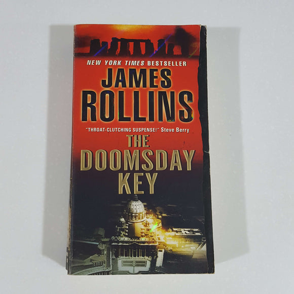 The Doomsday Key (Sigma Force #6) by James Rollins