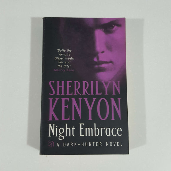 Night Embrace (Dark-Hunter #2) by Sherrilyn Kenyon