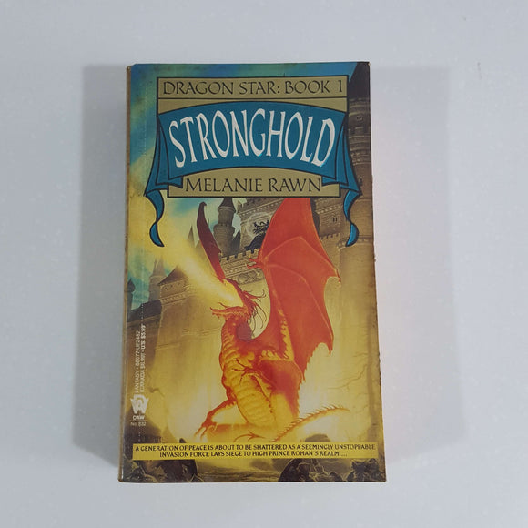 Stronghold (Dragon Star #1) by Melanie Rawn