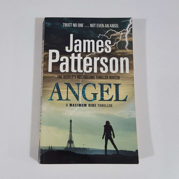 Angel (Maximum Ride #7) by James Patterson
