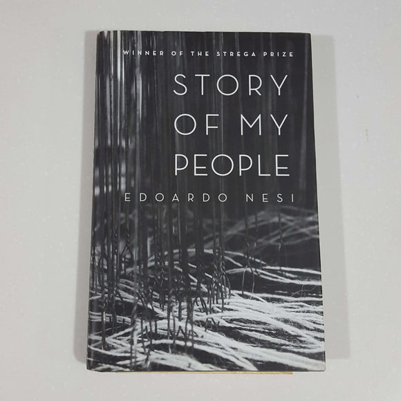 Story of My People by Edoardo Nesi (Hardcover)