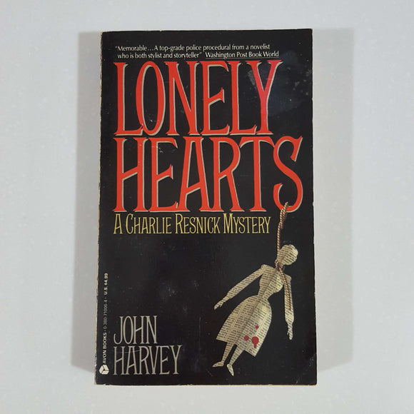 Lonely Hearts by John Harvey