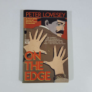 On the Edge by Peter Lovesey