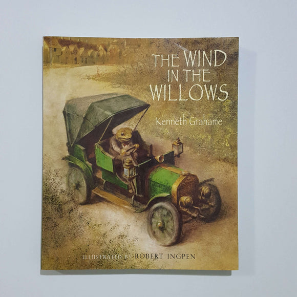 The Wind in the Willows by Kenneth Grahame