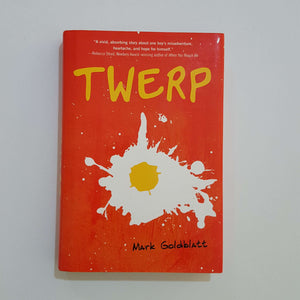 Twerp by Mark Goldblatt (Hardcover)