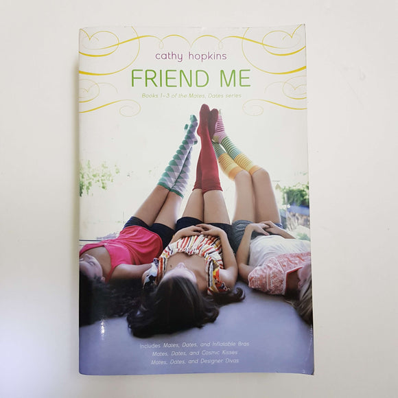 Friend Me by Cathy Hopkins