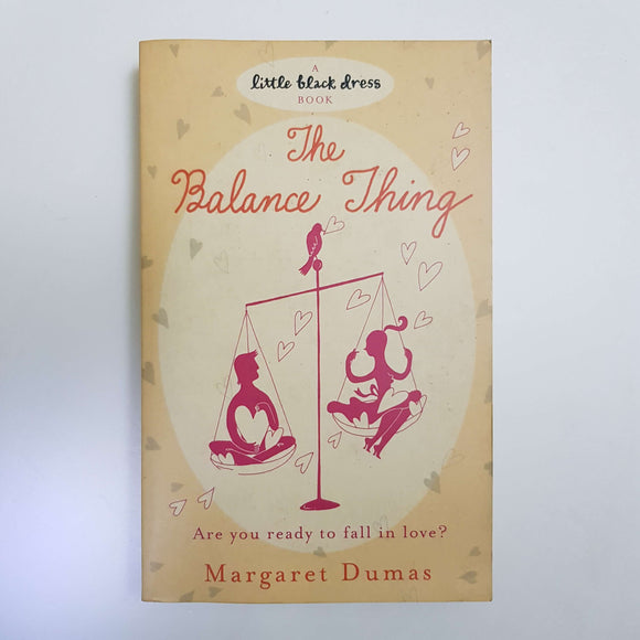 The Balance Thing by Margaret Dumas