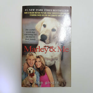Marley & Me by John Grogan