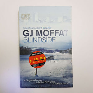 Blindside by G.J. Moffat