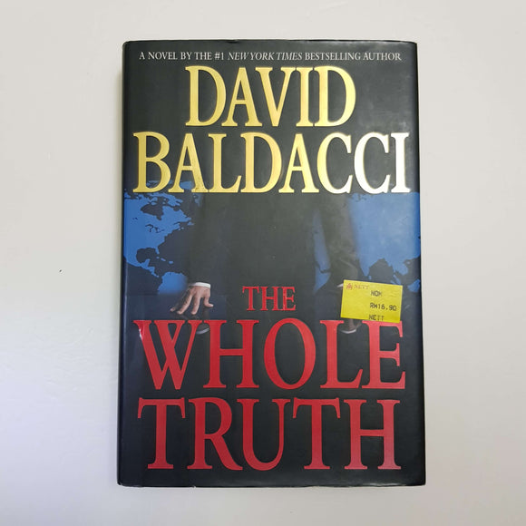 The Whole Truth by David Baldacci (Hardcover)