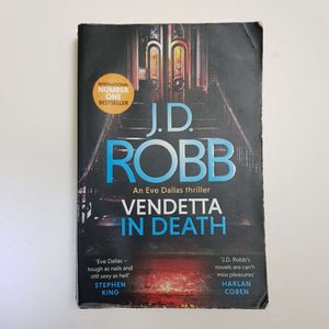 Vendetta In Death by J.D. Robb