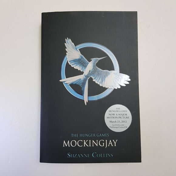 The Hunger Games: Mockingjay by Suzanne Collins