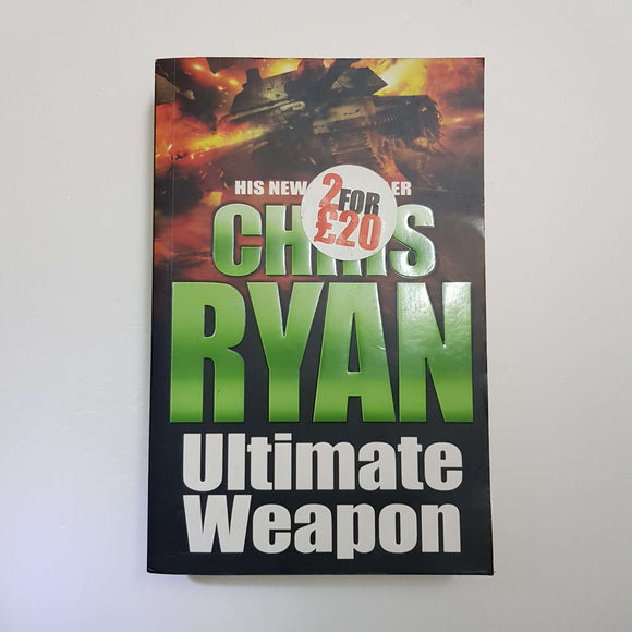 Ultimate Weapon by Chris Ryan