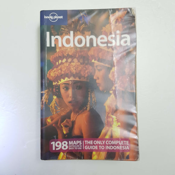 Indonesia by Lonely Planet