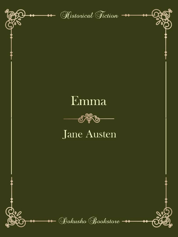 Emma by Jane Austen (E-Book)
