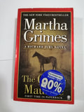 The Grave Maurice by Martha Grimes