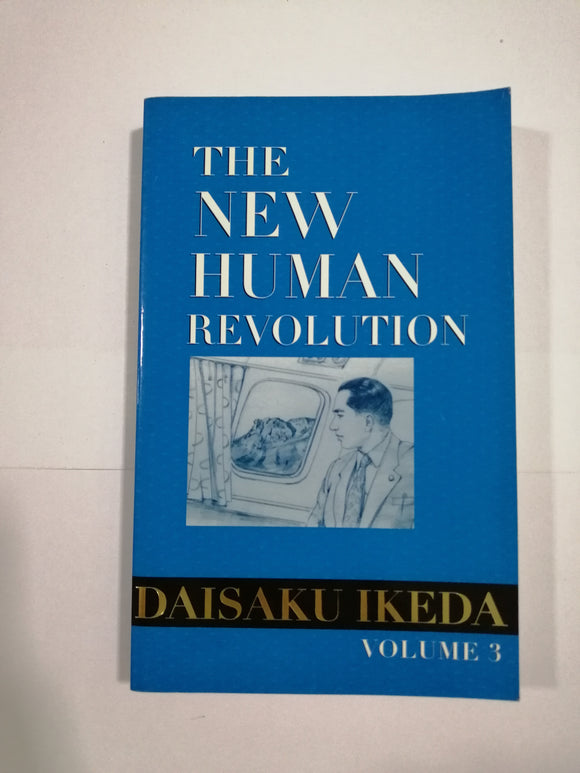 The New Human Revolution, Volume 3 by Daisaku Ikeda