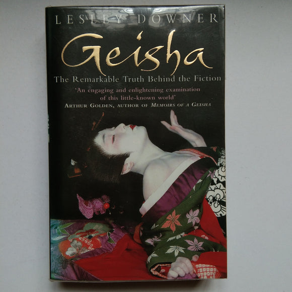 Geisha by Lesley Downer