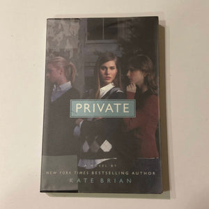 Private (Private #1) by Kate Brian