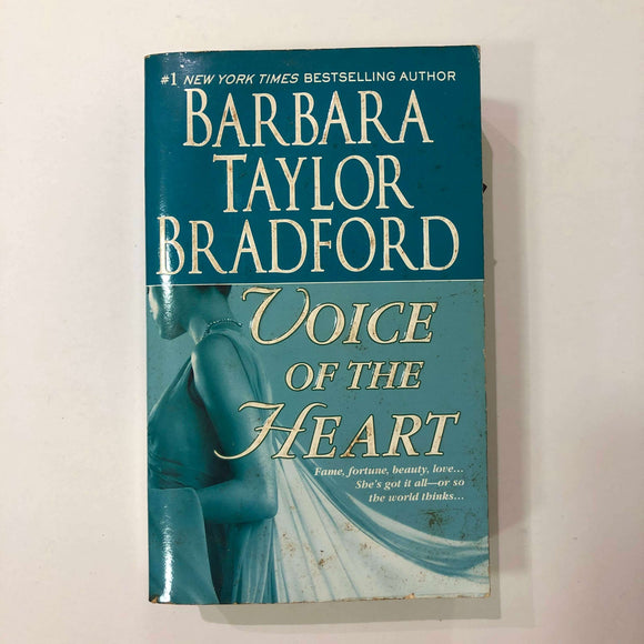 Voice of the Heart by Barbara Taylor Bradford