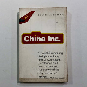 China, Inc. by Ted C. Fishman