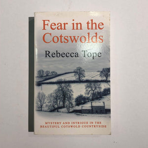 Fear in the Cotswolds (Thea Osborne #7) by Rebecca Tope